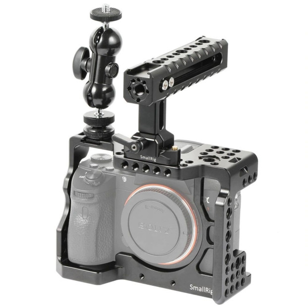 SmallRig 2103 Camera Cage Kit for Sony A7RIII