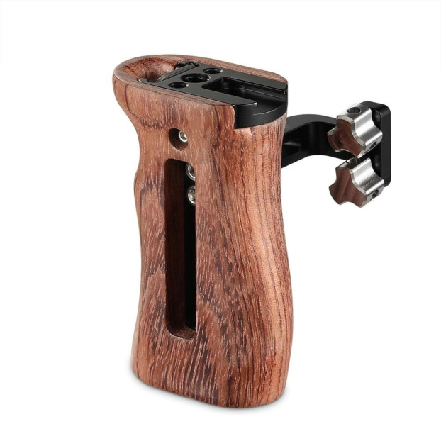 SmallRig 2093 Wooden Universal Side Handle