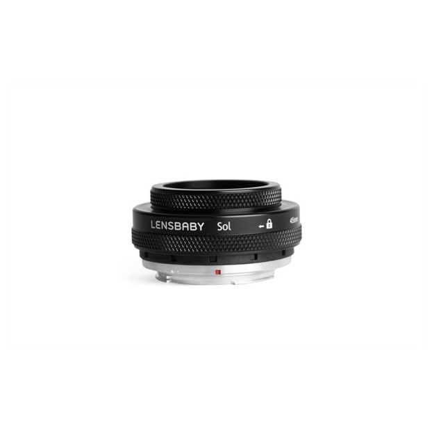 Lensbaby Sol 45 Canon