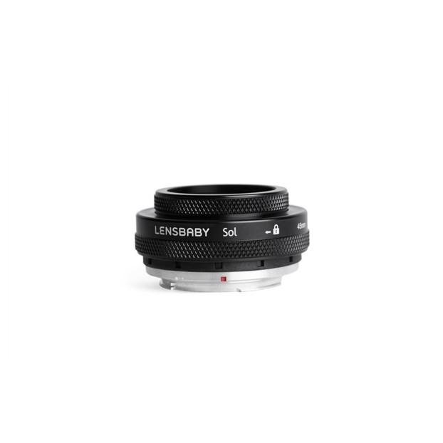 Lensbaby Sol 45 Nikon
