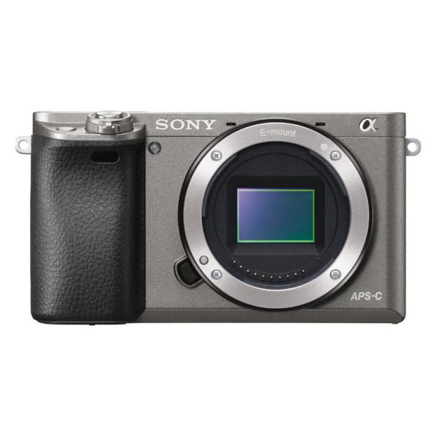 Sony A6000 Body graphite (ILCE-6000H)