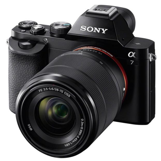 Sony A7 + FE 28-70mm F3.5-5.6 OSS