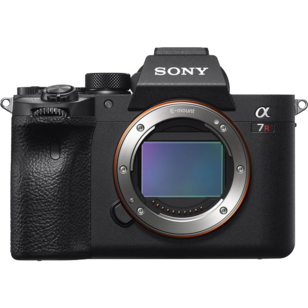 Sony A7R mark IV Body Systeemcamera Demo