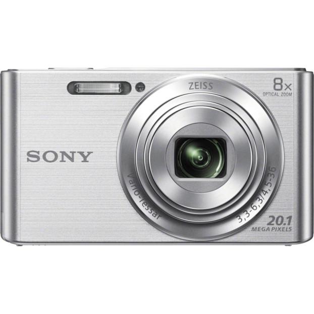 Sony DSCW830S Silver