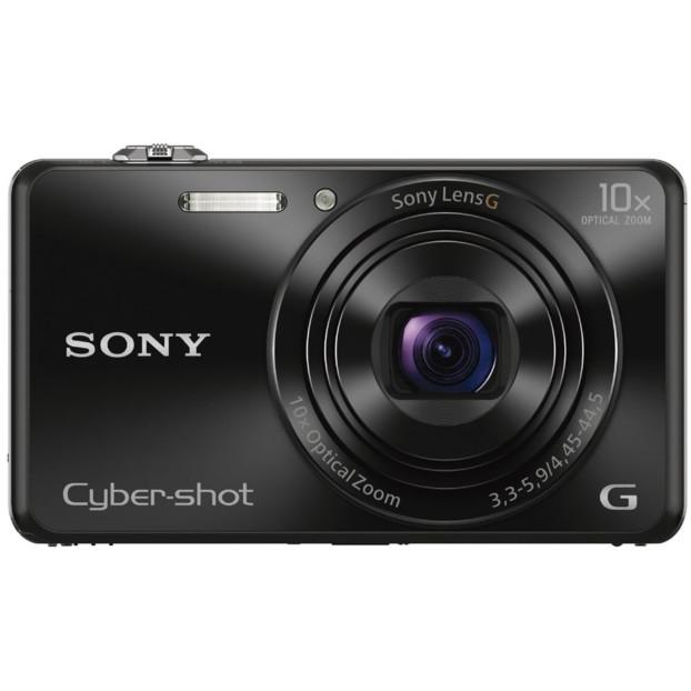 Sony DSCWX220B Zwart