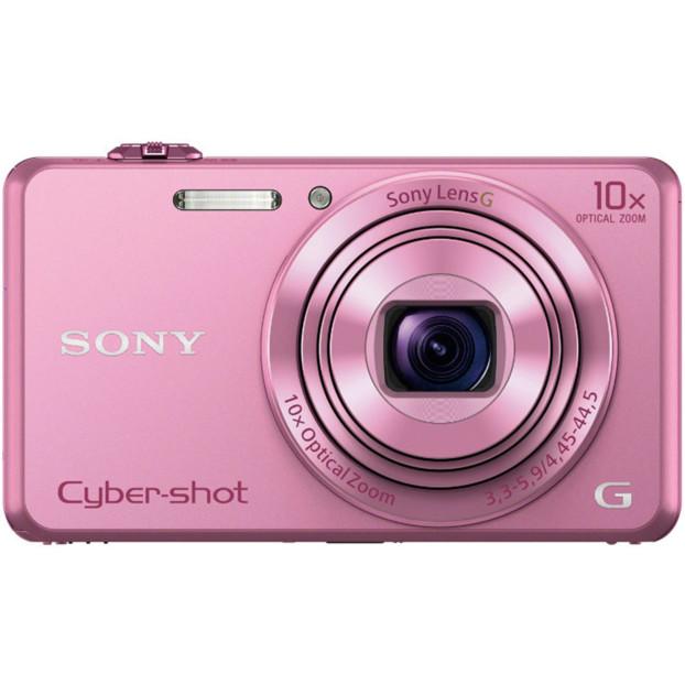 Sony DSCWX220P Pink