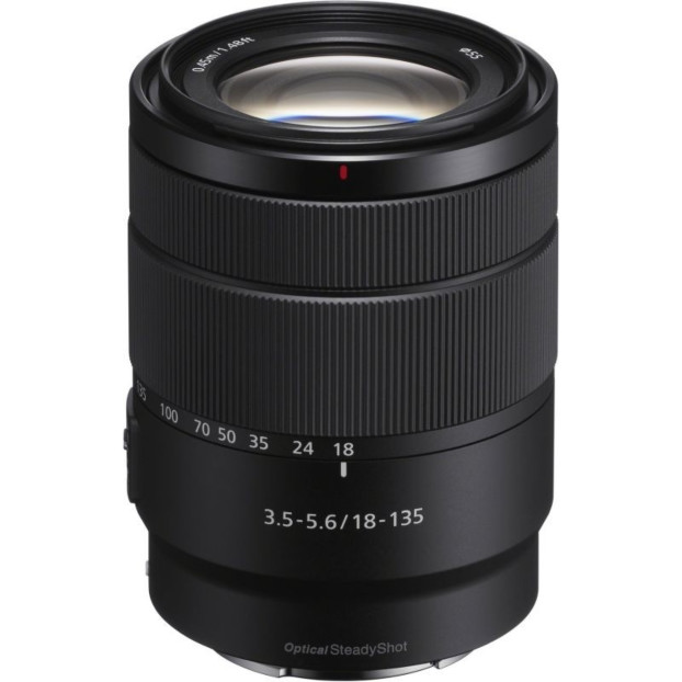 Sony E 18-135mm F3.5-5.6 OSS