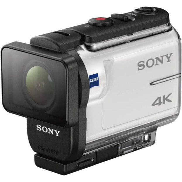 Sony FDR-X3000R 4K Actioncam Travel Kit + gratis finger grip