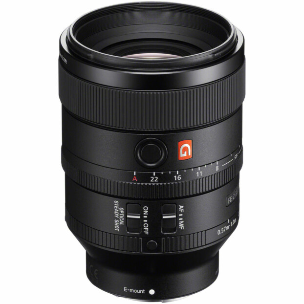 Sony FE 100mm f/2.8 GM