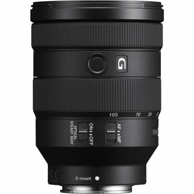 Sony FE 24-105mm F4.0 G OSS