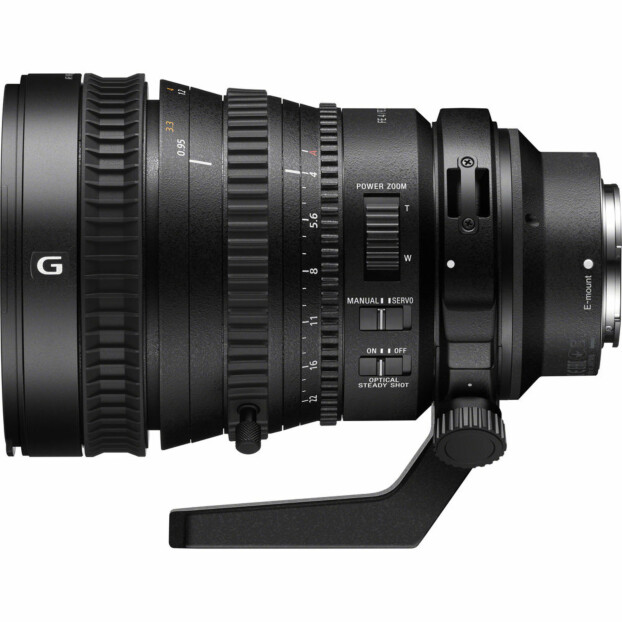 Sony FE 28-135mm f/4.0 G PZ OSS