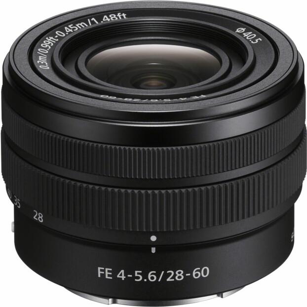 Sony FE 28-60mm f/4.0-5.6