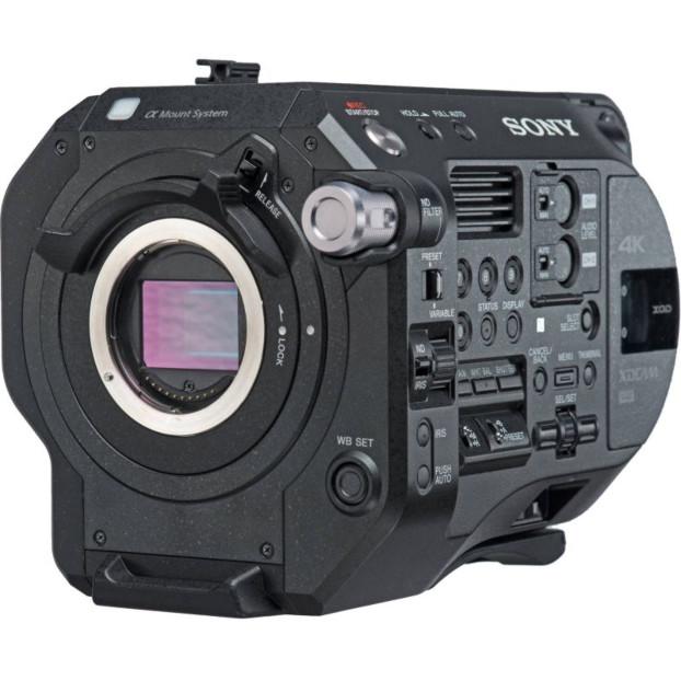Sony PXW-FS7M2 S35 XDCAM 4K Camera