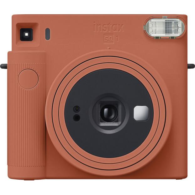 Fujifilm Instax Square SQ1 | Terracotta orange