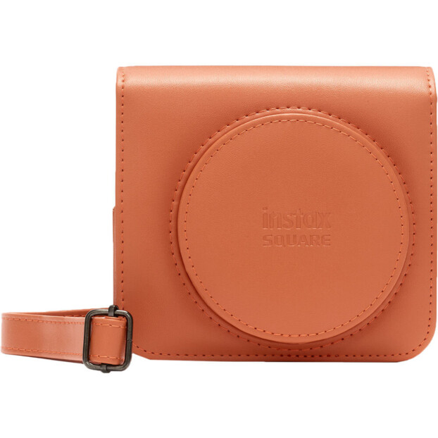 Fujifilm Instax Square SQ1 Tas | Terracotta orange