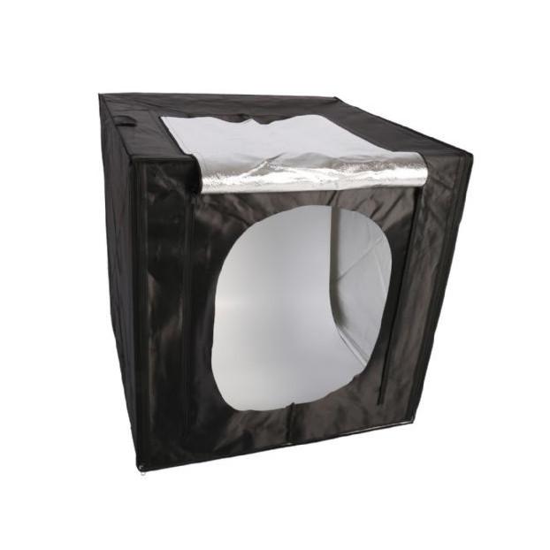 StudioKing LED Opnamebox 40W, 70x70x70 cm