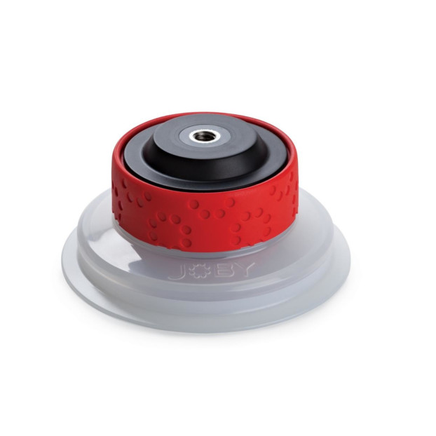 Joby Suction Cup Black/Red