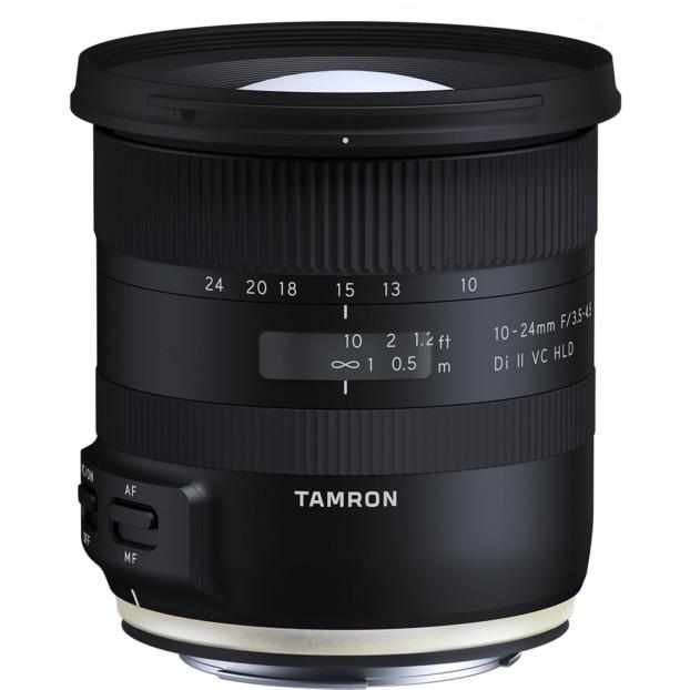 Tamron 10-24mm f/3.5-4.5 Di II VC HLD | Canon EF-S