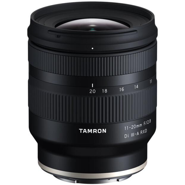 Tamron 11-20mm f/2.8 Di III-A RXD | Sony E