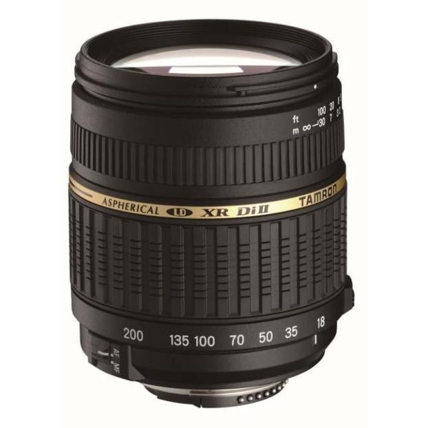 Tamron 18-200mm F3.5-6.3 Di II Sony