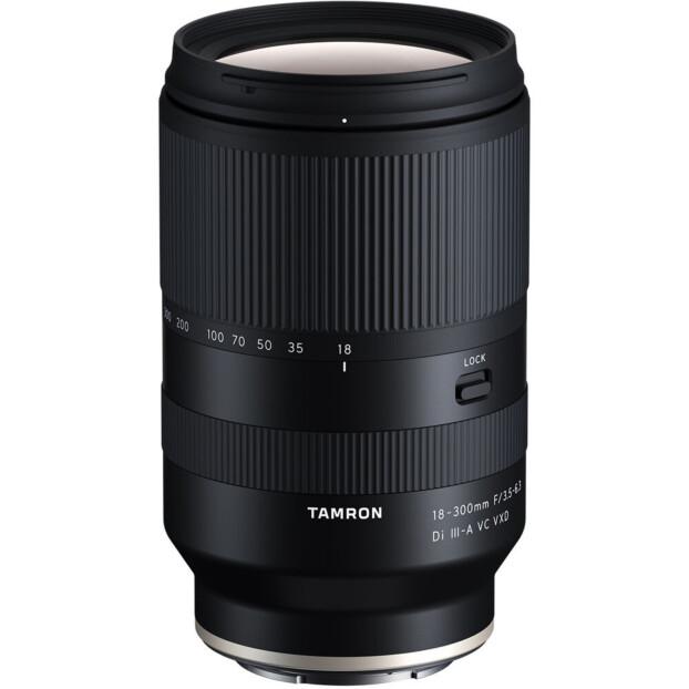 Tamron 18-300mm f/3.5-6.3 Di III-A VC VXD | Sony E