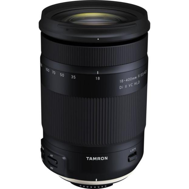 Tamron 18-400mm f/3.5-6.3 Di II VC HLD | Canon EF-S