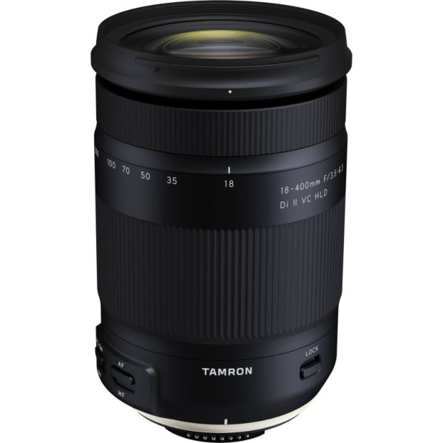 Tamron 18-400mm f/3.5-6.3 Di II VC HLD | Nikon F (DX)