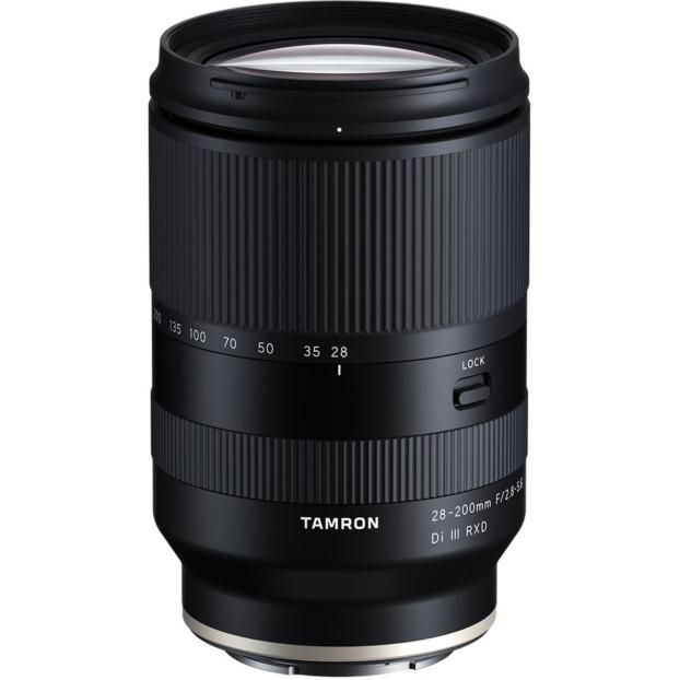 Tamron 28-200mm f/2.8-5.6 Di III RXD | Sony FE