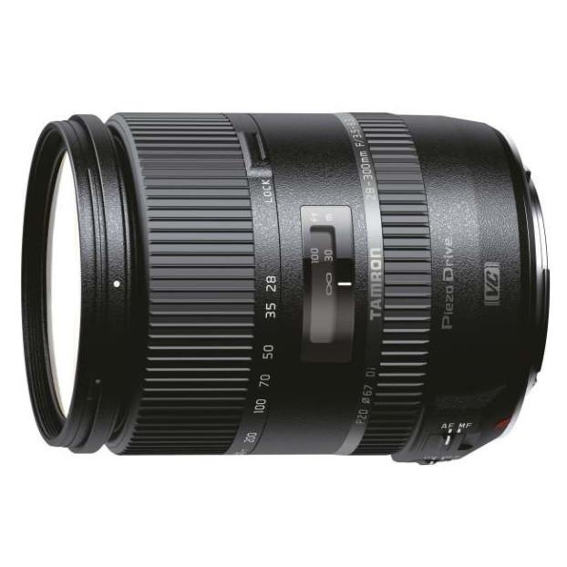 Tamron 28-300mm f/3.5-5.6 Di VC PZD | Canon EF