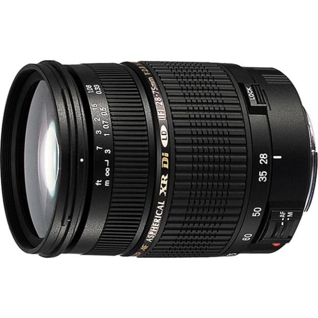 Tamron SP 28-75mm f/2.8 XR Di LD IF Macro | Nikon F (FX)