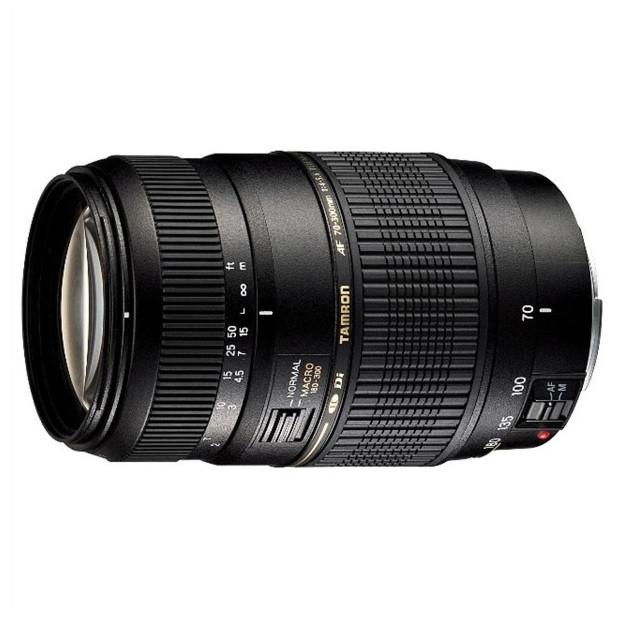 Tamron 70-300mm F/4-5.6 Di Nikon