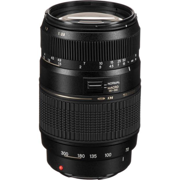 Tamron 70-300mm f/4-5.6 Di LD Macro | Sony A