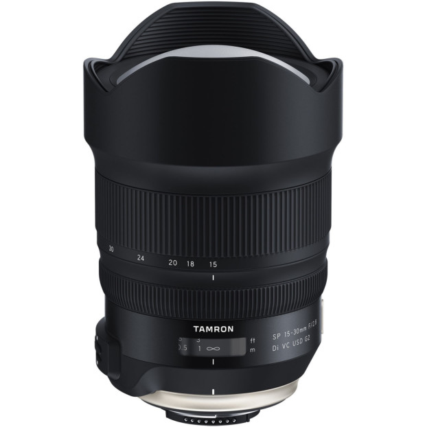 Tamron SP 15-30mm f/2.8 Di VC USD G2 | Canon EF