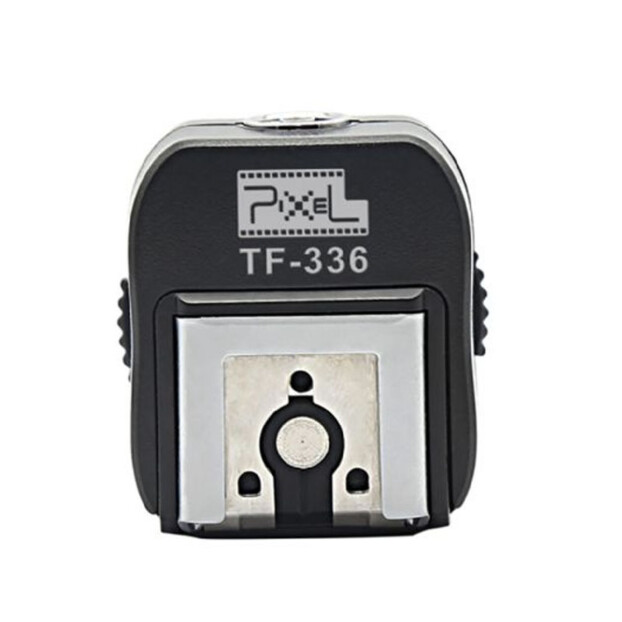 Pixel TTL Hotshoe Adapter TF-336 van Sony Auto-Lock naar Sony Multi Interface