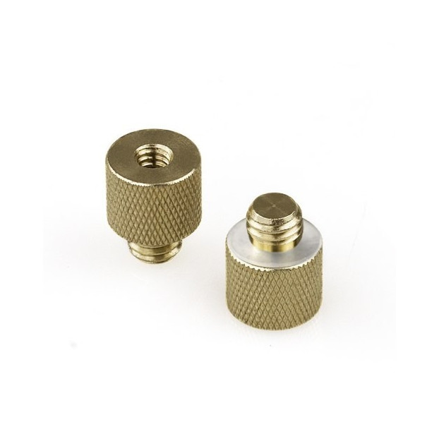 """SmallRig 1069 Thread Adapter with female 1/4"""" to male 3/8"""" thread"""
