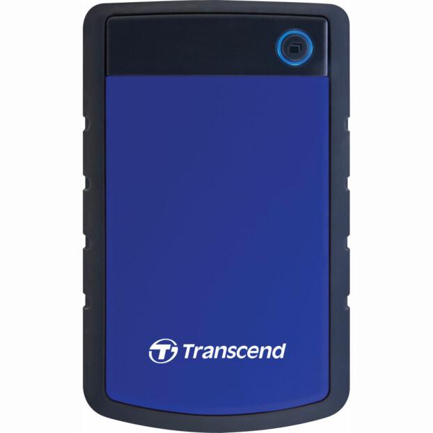 Transcend 4TB StoreJet 25H3B Portable HDD