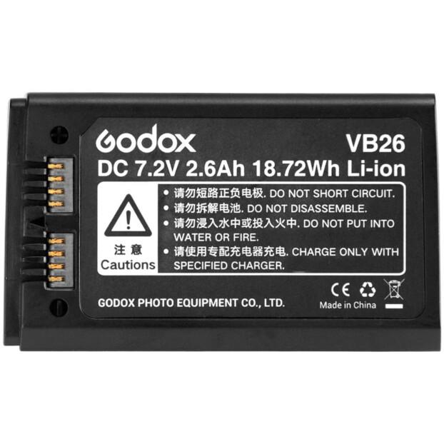 Godox VB26 Accu voor Speedlite V1