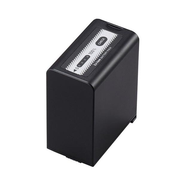 Panasonic AG-VBR118G accu   11.800 mAh