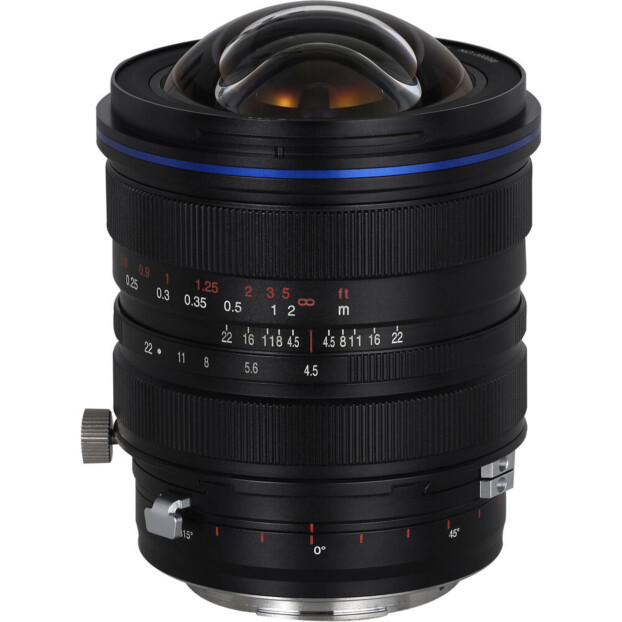 Laowa Venus 15mm f/4.5 Zero-D Shift | Canon EF