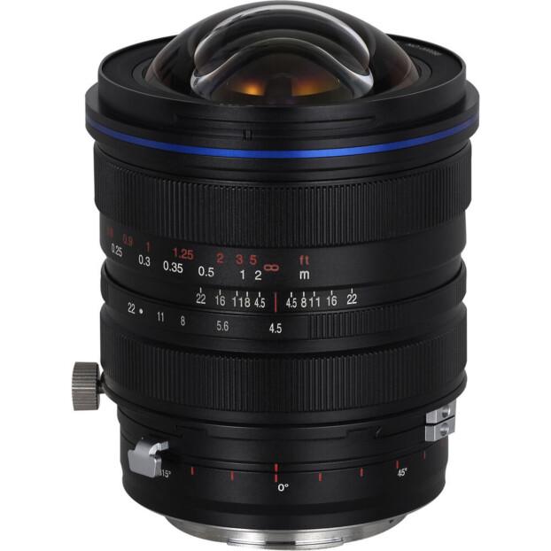 Laowa Venus 15mm f/4.5 Zero-D Shift | Sony FE
