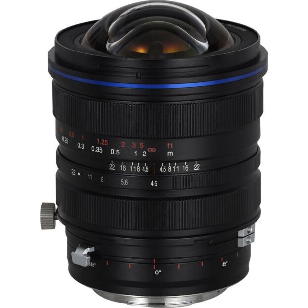 Laowa Venus 15mm f/4.5 Zero-D Shift | Leica L