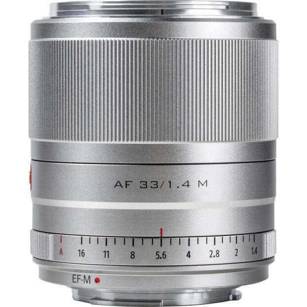 Viltrox 33mm f/1.4 AF   Canon EF-M