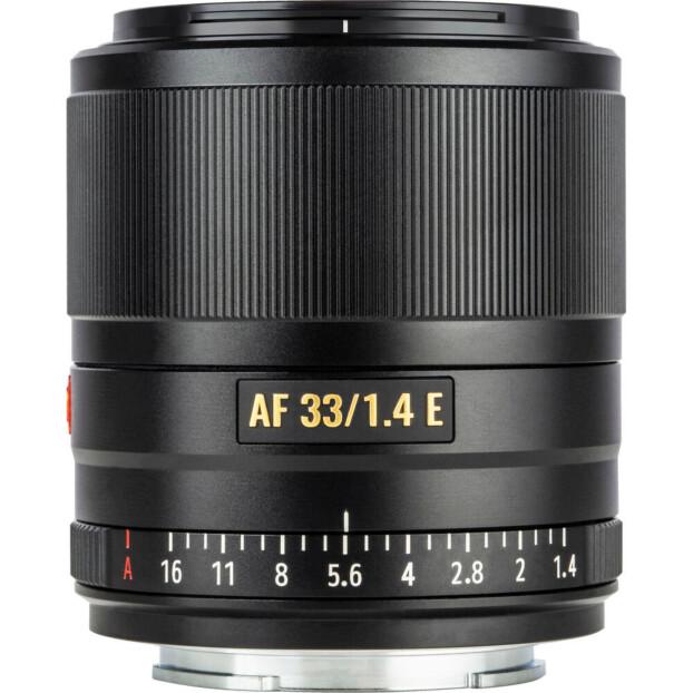 Viltrox 33mm f/1.4 AF   Sony E