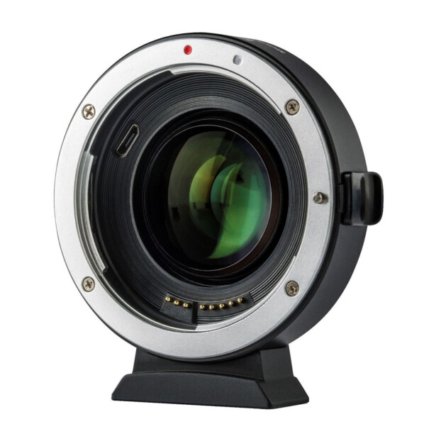 Viltrox EF-EOS M2 AF Adapter | Canon EF naar Canon EF-M | 0.71x