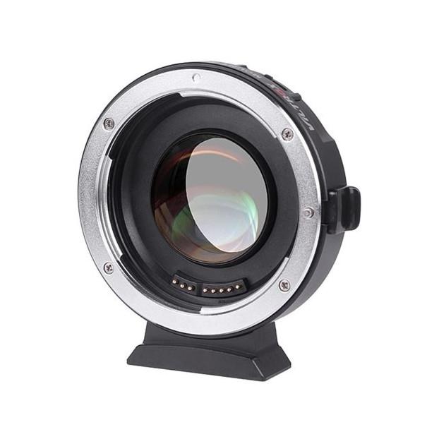 Viltrox EF M2II Autofocus Lens Mount Adapter 0,71x