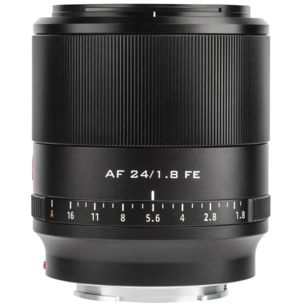 Viltrox 24mm f/1.8 AF | Sony FE