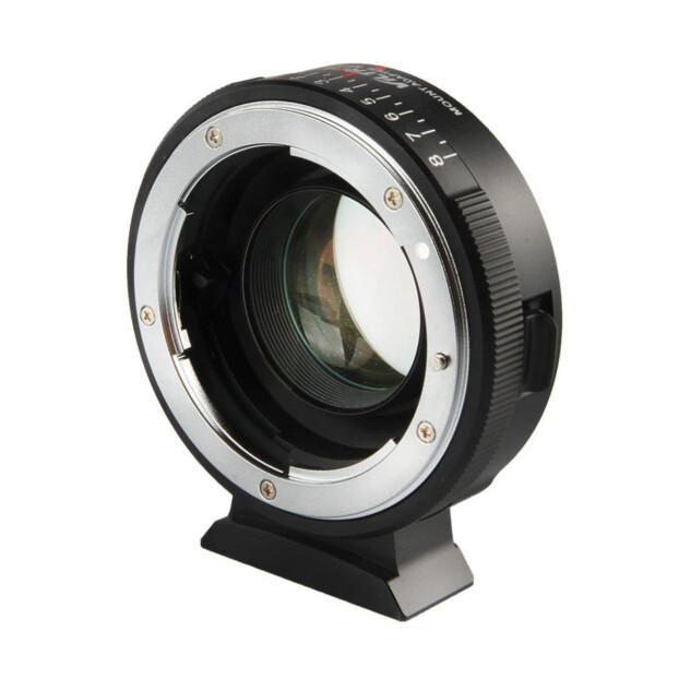 Viltrox NF M43X MF Adapter | Nikon F naar MFT | 0.71x