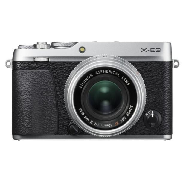 Fujifilm X-E3 + XF 50mm F2.0 zilver