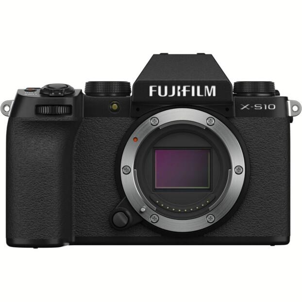 Fujifilm X-S10 Body | Zwart