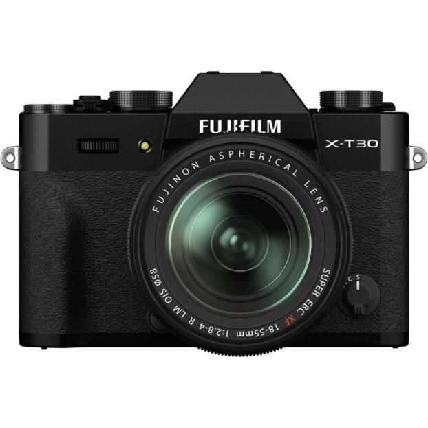 Fujifilm X-T30 II zwart + XF 18-55mm f/2.8-4.0 LM OIS
